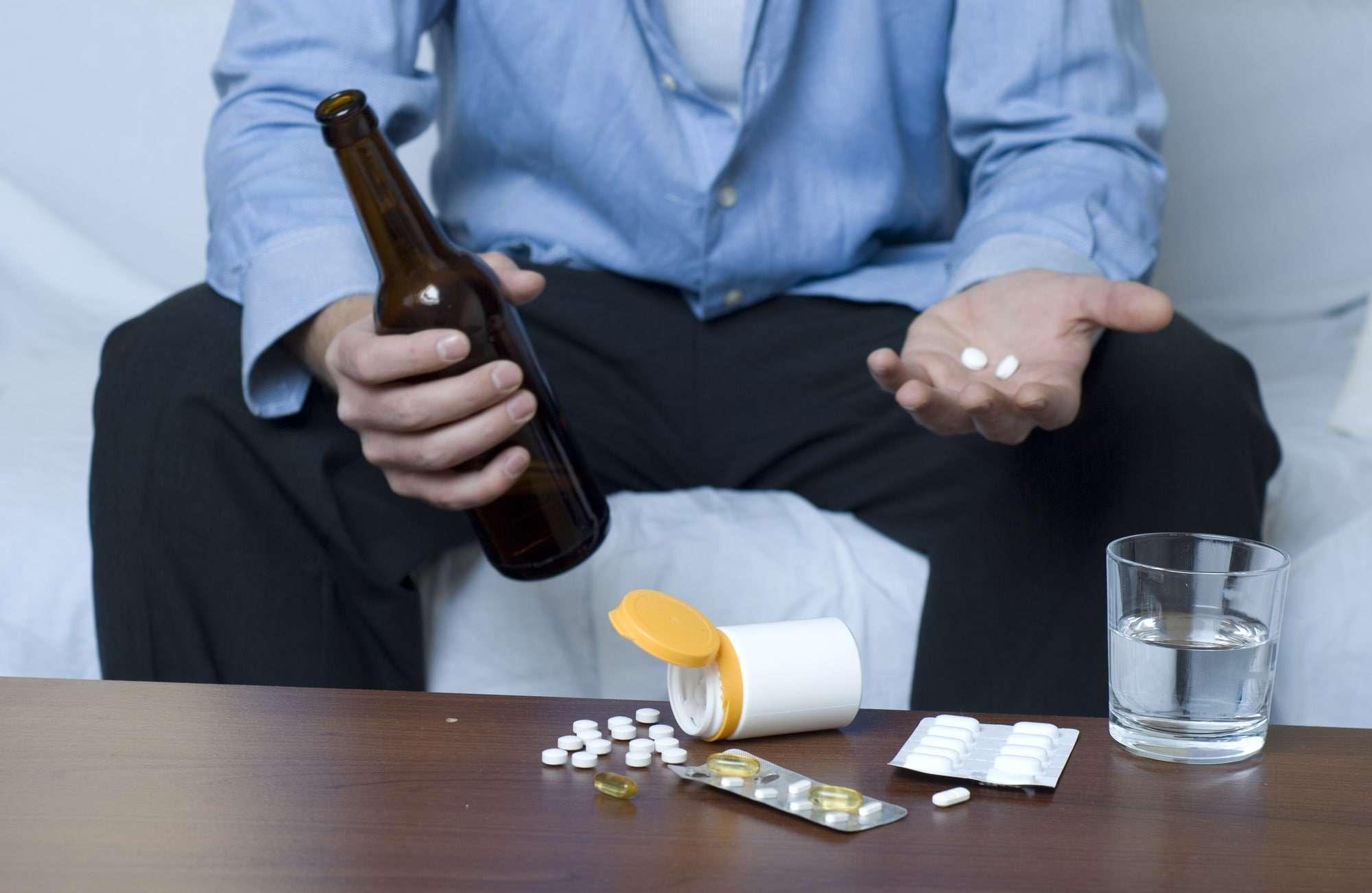 CBD et arrêt de l'alcool, de la cocaïne et autres drogues dures