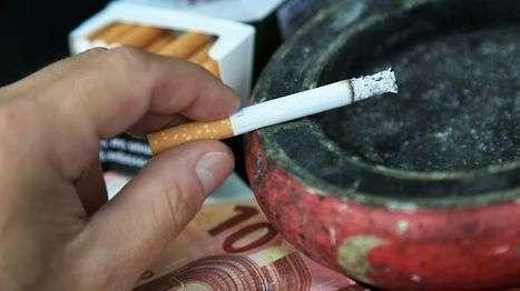 CBD et tabac : nouvelle étude