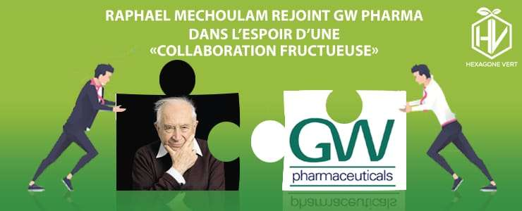 Le Professeur MECHOULAM rejoint GW PHARMA