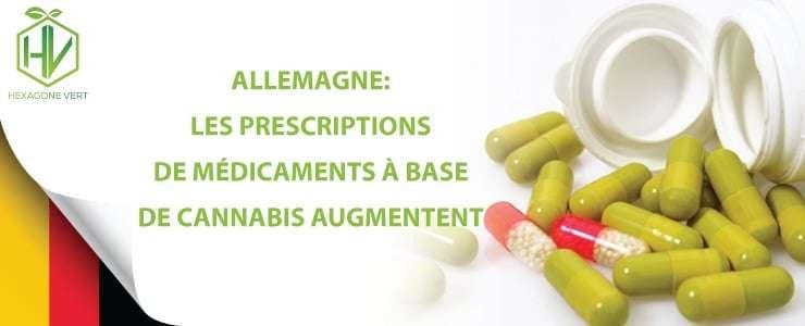 Allemagne : les prescriptions de cannabis médical augmentent