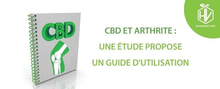 CBD ET ARTHRITE