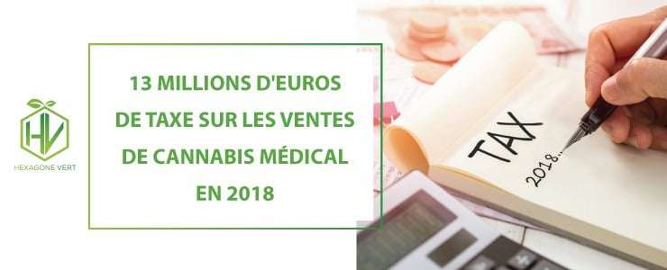 taxe cannabis medical