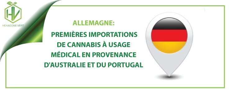 importation cannabis médical