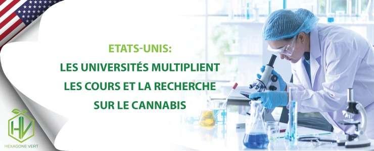 universite recherche cannabis