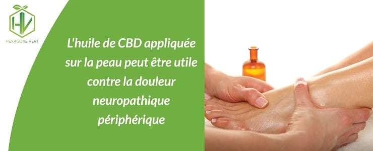 cbd douleur neuropathique