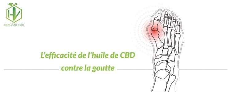 cbd goutte
